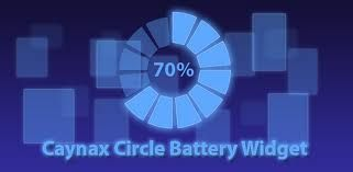 Circle Battery Widget