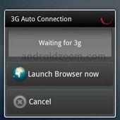 3G Auto Connecton