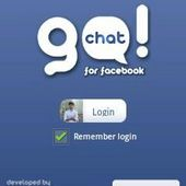 Go Chat For Facebook