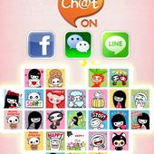 My Chat Sticker 2 for C