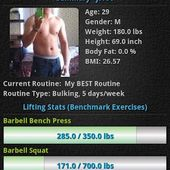 JEFIT Pro - Workout & Fitness v4.3.0 ( ANDROID )