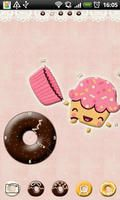 3D Donut Clock