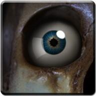 Skeleton Eye Live Wallpaper