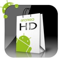 Adw Theme  테마 크리스탈 블랙 HD Nova
