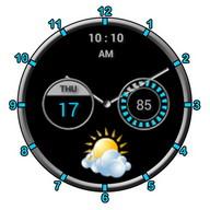 Super Clock Widget [Free]