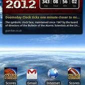 Doomsday Countdown Widget