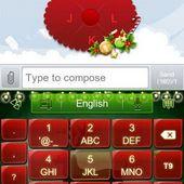 GO Keyboard Merry Christmas