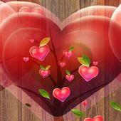 GO SMS Pro Fabulous Hearts