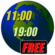 World Clock Widget 2017 Free