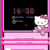 Go Locker Hello Kitty