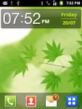 Green Live Wallpaper