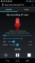 Easy Voice Recorder Pro 1.7.0