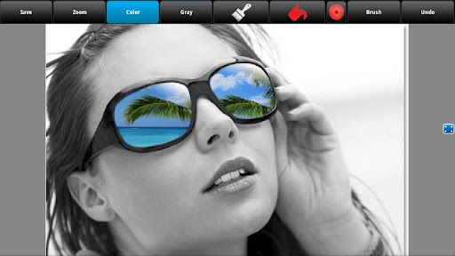 Color Splash Effect Pro Android App Screenshots