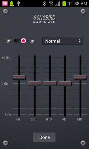Songbird Android Music Player Скачать