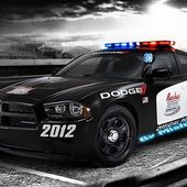 Police Car Hot Pursuit