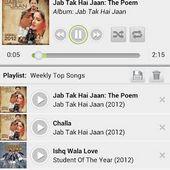 Hindi & Bollywood Songs- Saavn