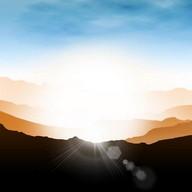 일출 라이브 배경화면 Sunrise