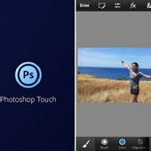 Photoshop Touch Phone