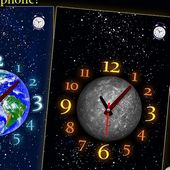 Choose Your Planet Clock LWP
