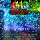 Audio Sound Volume Booster