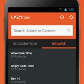 LAZYtoon - Free anime & cartoon