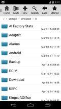 SD File Manager/Explorer