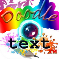 Doodle Text - Draw Photo SMS