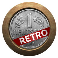 Retro currency converter