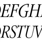Apple Garamond Light Italica