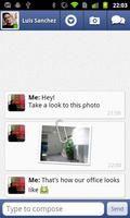 GoChat for Facebook