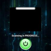 Eye Scanner Lock Screen