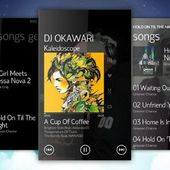 Noozy Music Player