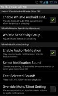 Whistle Android Finder Pro 4.7