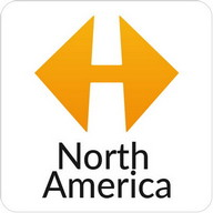 Navigon 4.1.1 GPS Mexico,USA & Canada