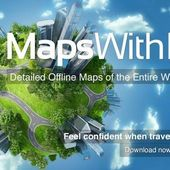 Maps With Me Pro, Offline Maps v2.6.2