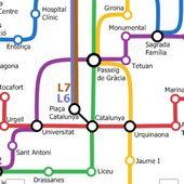 Barcelona Metro +