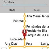 Buenos Aires Metro +