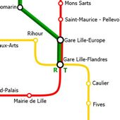 Lille Metro +