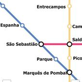 Lisbon Metro +