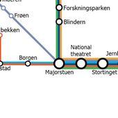Oslo Metro +