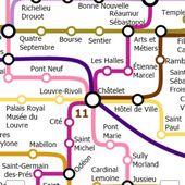 Paris Metro +