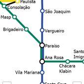 Sao Paulo Metro +