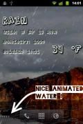 REAL! Weather Live Wallpaper