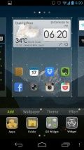 GO Launcher - 3D parallax Themes & HD Wallpapers