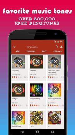 PHONEKY Free Ringtones & Wallpapers (Full Version)
