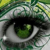 Droid Green Eyes LWP