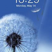 Galaxy 3 Lockscreen HD