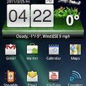Sony Ericsson Home
