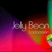 Jelly Bean HD Lockscreen Theme v1.60 APK