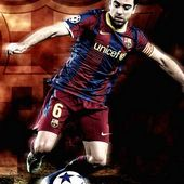 Xavi Hernandez Live Wallpapers